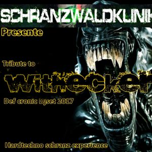 Def cronic @ Schranzwaldklinik ( Tribute to Withecker ) 24.7.17