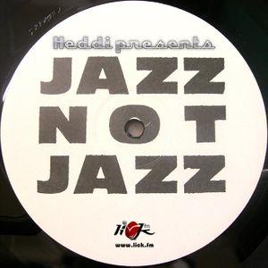 Jazz Not Jazz with Heddi - 8th March 2016