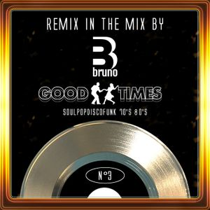 "RemixInTheMix #3 "" GoodTimes "" by Dj Brun's"