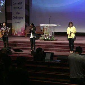 2013/07/14 HolyWave Praise Worship
