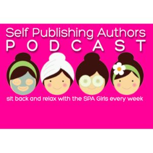 SPA Girls Podcast – EP61 – Interview with Joanna Penn
