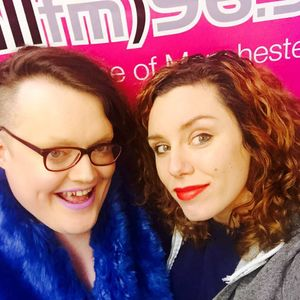 Fiona Ledgard interviews Marilyn Misandry about FLICK!!! (26/02/16)