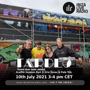 Tardeo Special for Ibiza Live Radio (Graffiti Session Part2)