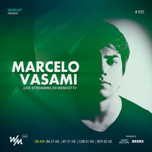 WM Live #105 feat. Marcelo Vasami