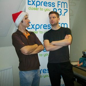 Boxing Day 2013 with Russell Hill and Phill Russell. Express FM.