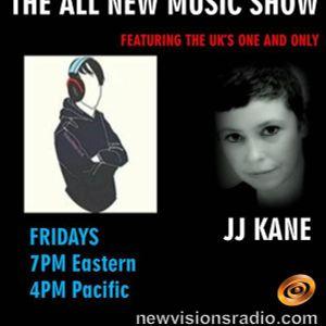 THE JJ KANE ALL NEW MUSIC SHOW 06-11-17