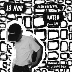 11.18.18 Fauve Radio - Kotsu