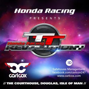 Warming up the Honda TT Revolution