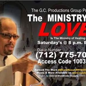 Bro Rasul Muhammad-The Ministry of Love 12-5-15