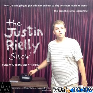 The Justin Rielly Show - 1987, Here I Come! (3/26/17)