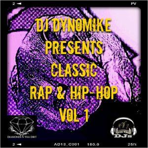 Classic Hip-Hop and Rap vol 1