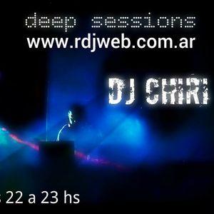 DJ CHIRI - DEEP SESSIONS S05-E08- 03-06-2017