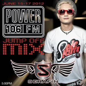 DJ Serafin - Live in the Booth Part 5. (POWER106 JUMPOFF)