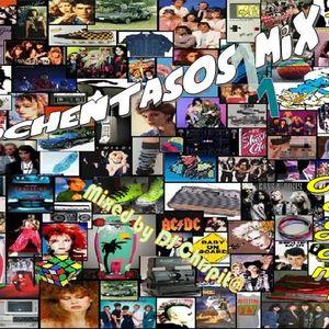 Ochentasos Mix 1 Casi un Megamix by DJ Chispit@