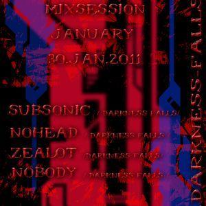 Zealot @ Darkness Falls Mixsession January 2011