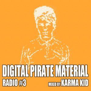 DPM Radio - 3 - Mixed by Karma Kid