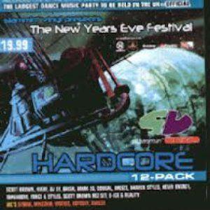 Mark EG Hardcore Set Slammin Vinyl NYE 2003