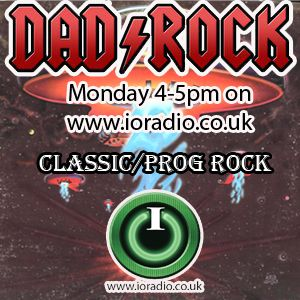 Dadrock with Ed Barnes on IO Radio 200415
