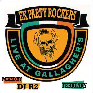 DJR2 - Live at Gallagher's Irish Pub FEB. 2013