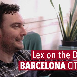 Lex on the Decks Barcelona City Fm 09-02-2017