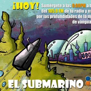 El Submarino - 10 Sept 2012 - Profundidad media (Bloque2) - Puebla FM - 105.9Mhz