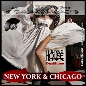 NEW YORK & CHICAGO