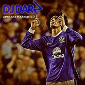 DJ Darz - Large And In Charge 017 (March 2013 - Progressive/Melodic)