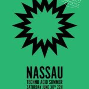 Set @ Nassau (Antwerpen) 30/06/2012