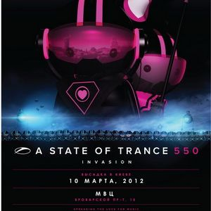 Markus Schulz - Live @ A State of Trance  550 (Kiev, Ukraine) - 10.03.2012
