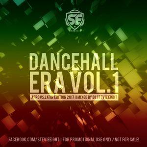 DJ Stevie Eight -  Dancehall Era Vol.1 (2017)