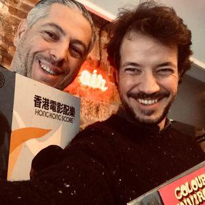Le Mellotron: Anders and Denis Dantas (Paris Loves Vinyl) // 07-02-2018