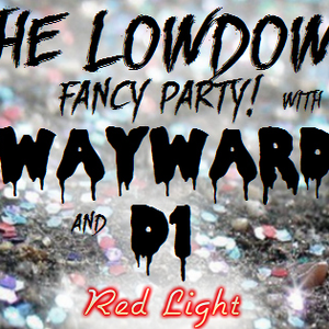 The Lowdown Fancy Party, June 25, 2015