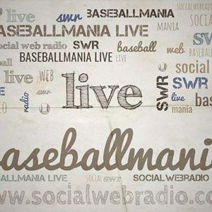 BASEBALLMANIA LIVE del 27 luglio 2017 con Giovanni Colantuono