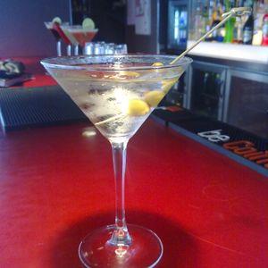 Soulful Dry Martini 3 olivas