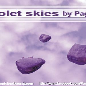 Pagen - Violet skies (full set)