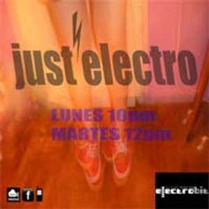 Justelectro- Lunes 02.06.14