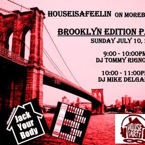 Houseisafeelin on More Bass 15 (1st Hour)