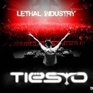 Tiesto - Lethal Industry ( Maverick's Mash Up )