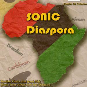 Sonic Diaspora Vol. 1 Featuring DJ Still Sly