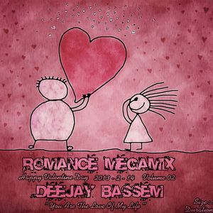 Romance Megamix Vol.2 - Dj BaSSeM