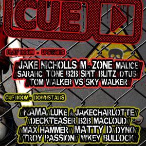 Jake Nicholls @ Cue_Play,  Leeds 02.12.11