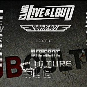 Algorithm - live at Live & Loud ( Balkan Station Subculture Party )