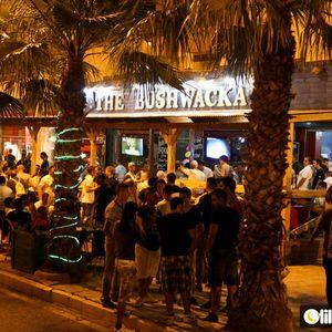 DJ JAMES ARUNDEL LIVE IN BUSHWACKA  2012 monday madness