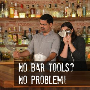 10 – Kitchen Hacks for Common Bar Tools