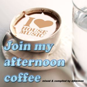 djkkimon - Join my afternoon coffee (09-2010)