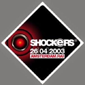 Marco Carola @ Shockers - RAi Center Amsterdam - 26.04.2003