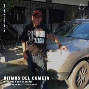 Ritmos del Cometa w/ Tojubo & Sonido Dueñez - 20th September 2019