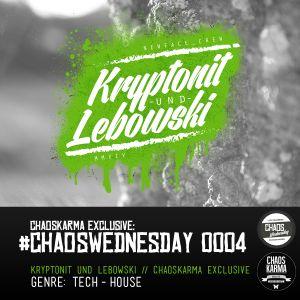 #CW 0004: Kryptonit & Lebowski - CK Exclusive // TECH-HOUSE