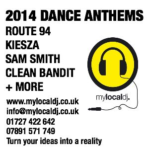 2014 Dance Anthems