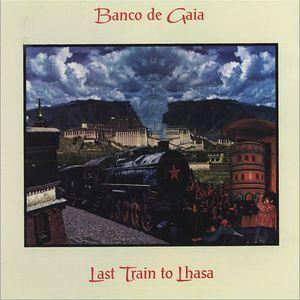 last locomotive to Lhasa